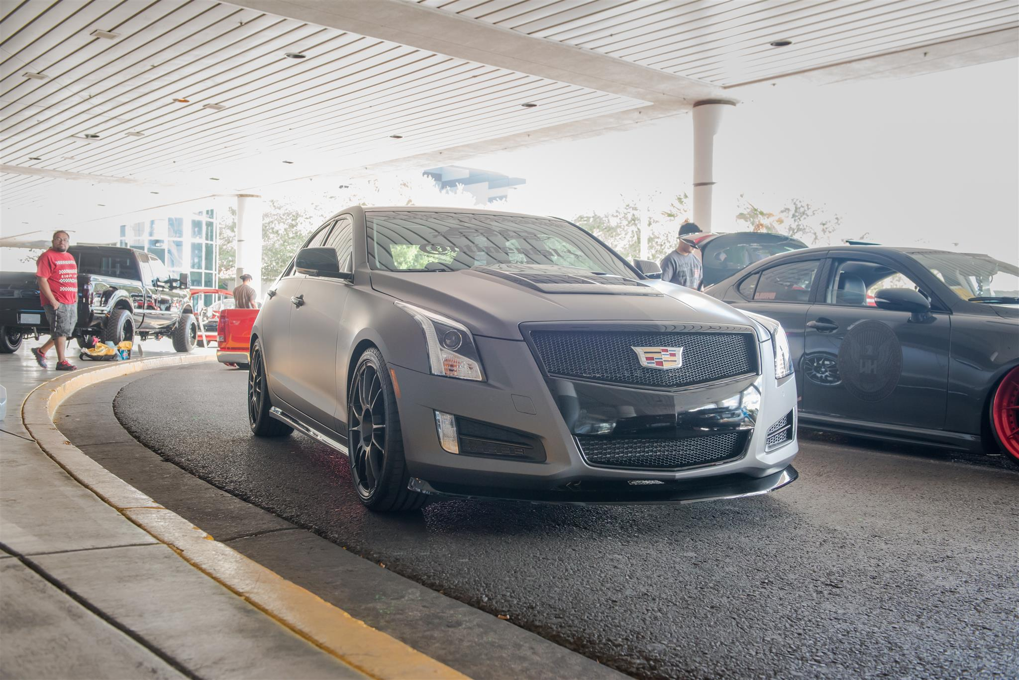 Cadillac - ATS - 2014 - Wheels & Tires - Paint -  Wraps & Body - Interior - Performance