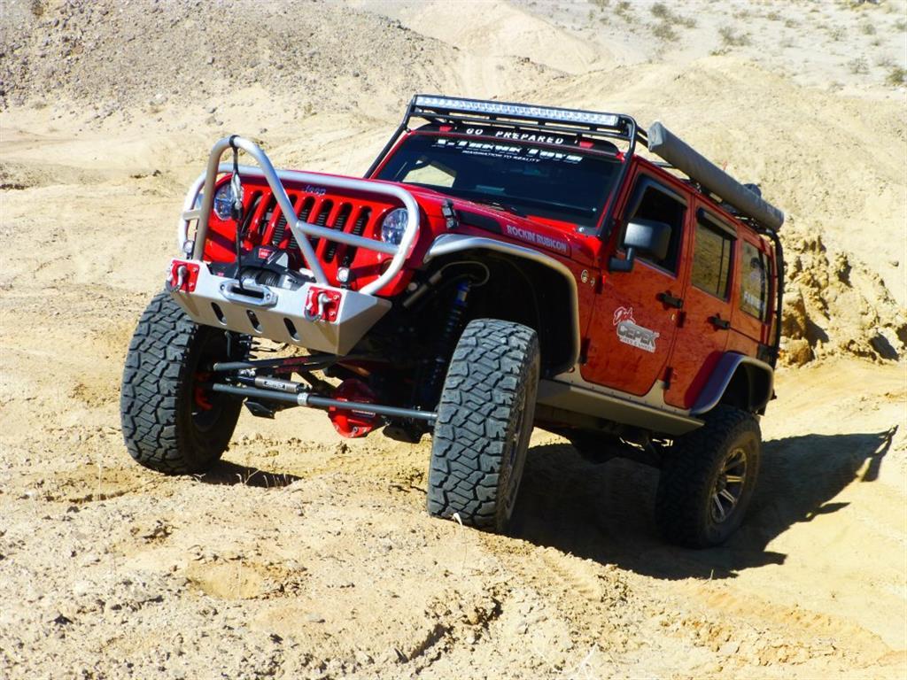Jeep -  - Lighting