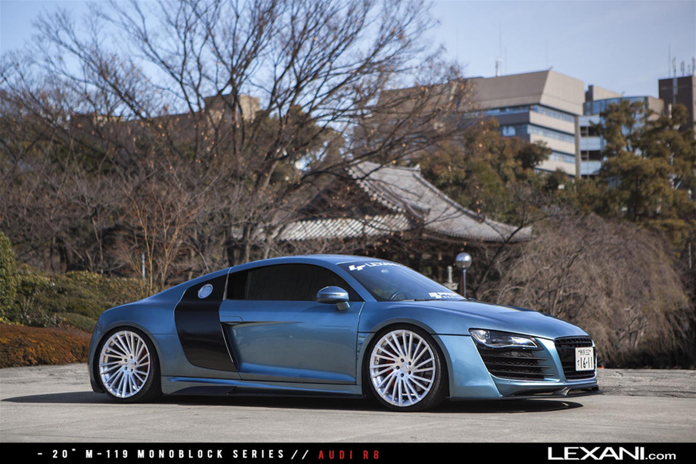 Audi - R8 -  - Wheels & Tires