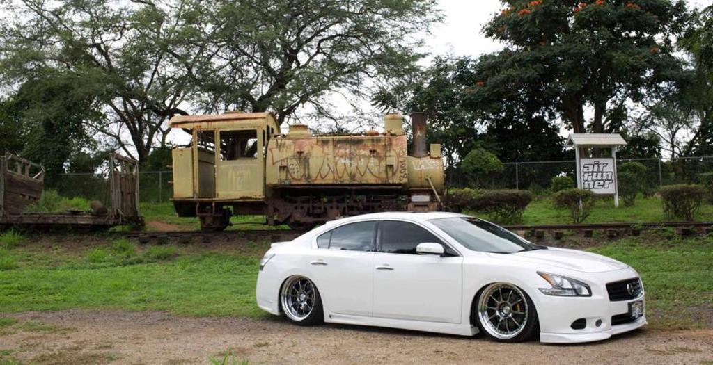 Nissan - Maxima -  - Performance