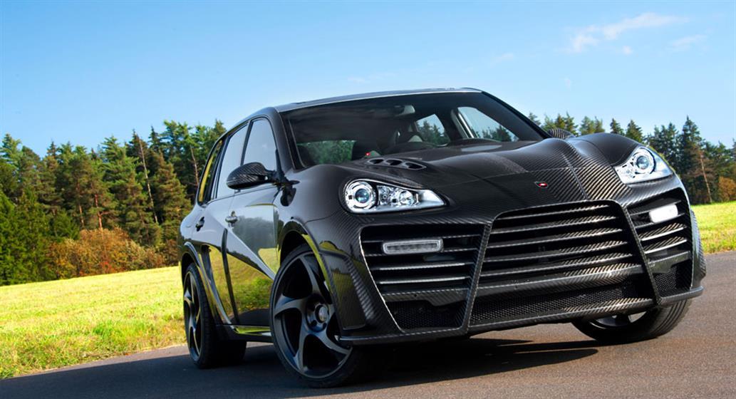 Porsche - Cayenne -  - Paint -  Wraps & Body - Lighting