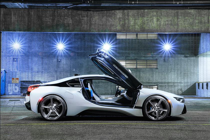 BMW - i8 -  - Wheels & Tires - Paint -  Wraps & Body - Audio/Video - Performance