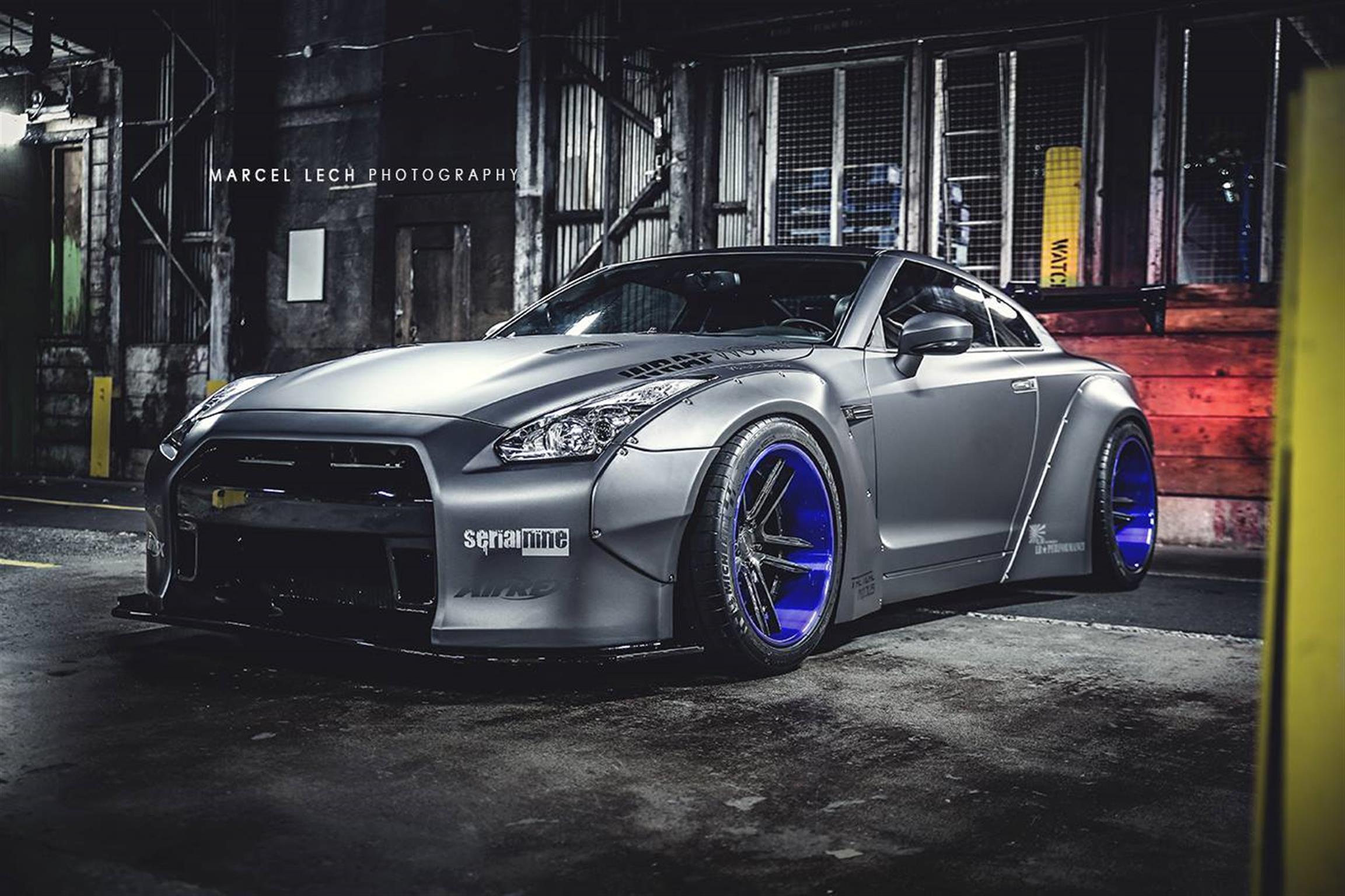 Nissan - GT-R -  - Paint -  Wraps & Body - Performance