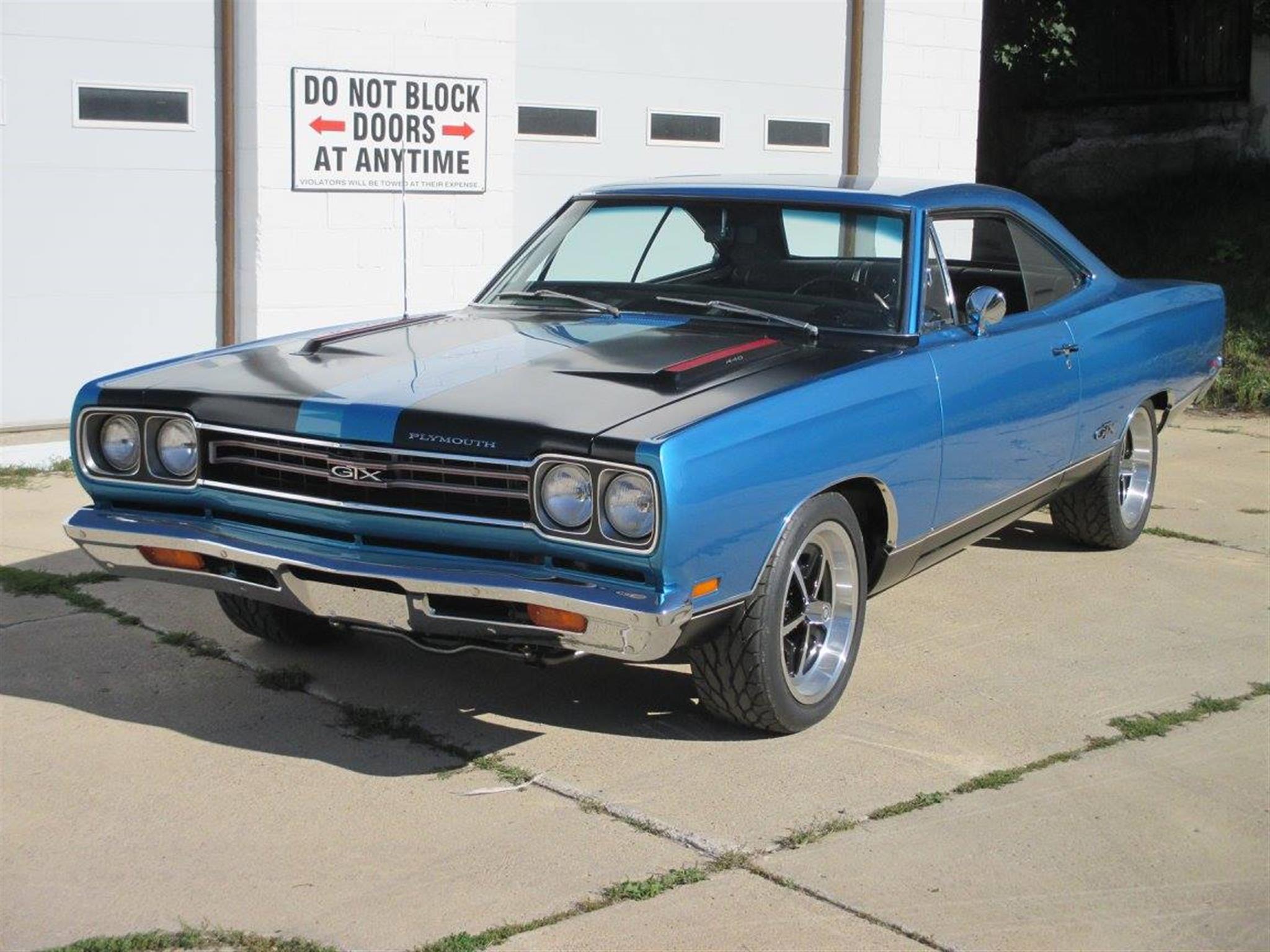 Plymouth - GTX - 1969 - Wheels & Tires - Paint -  Wraps & Body - Lighting - Interior - Performance