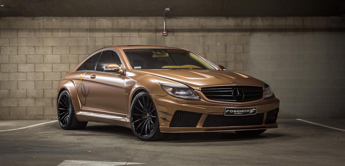 Mercedes-Benz - CL-Class -  - Wheels & Tires - Paint -  Wraps & Body - Interior