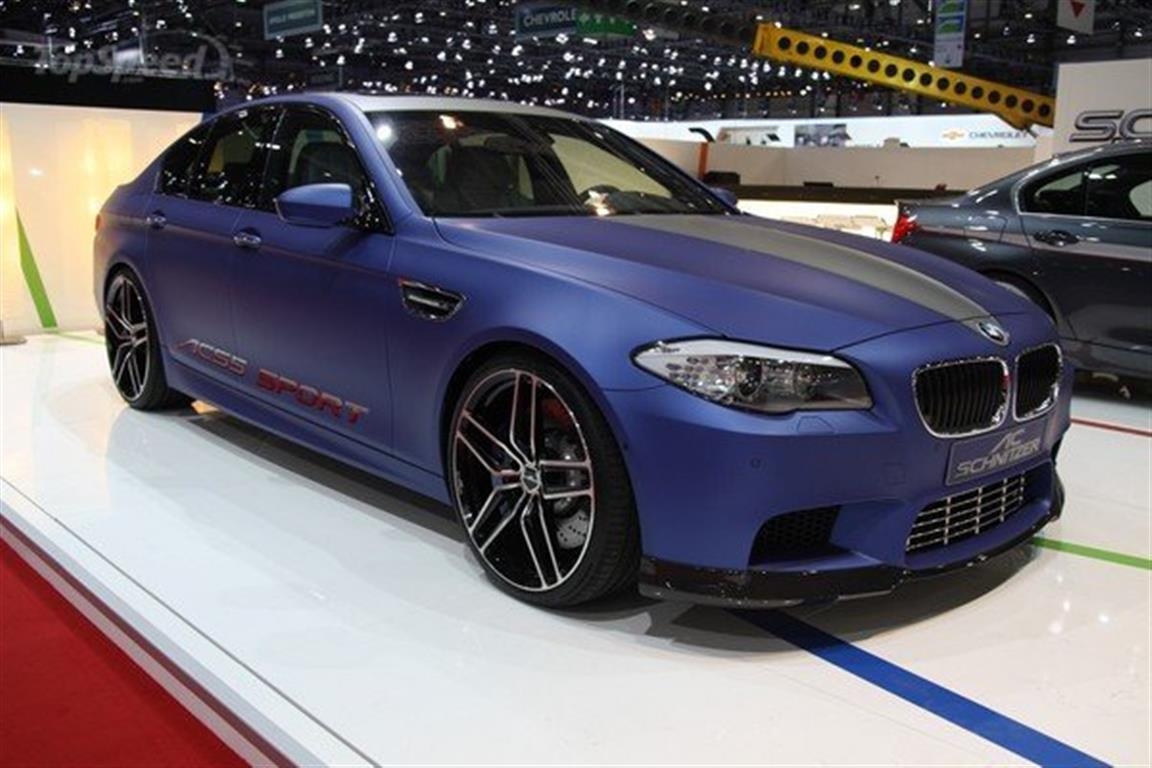 BMW - M5 - 2013 - Wheels & Tires - Paint -  Wraps & Body - Lighting - Performance