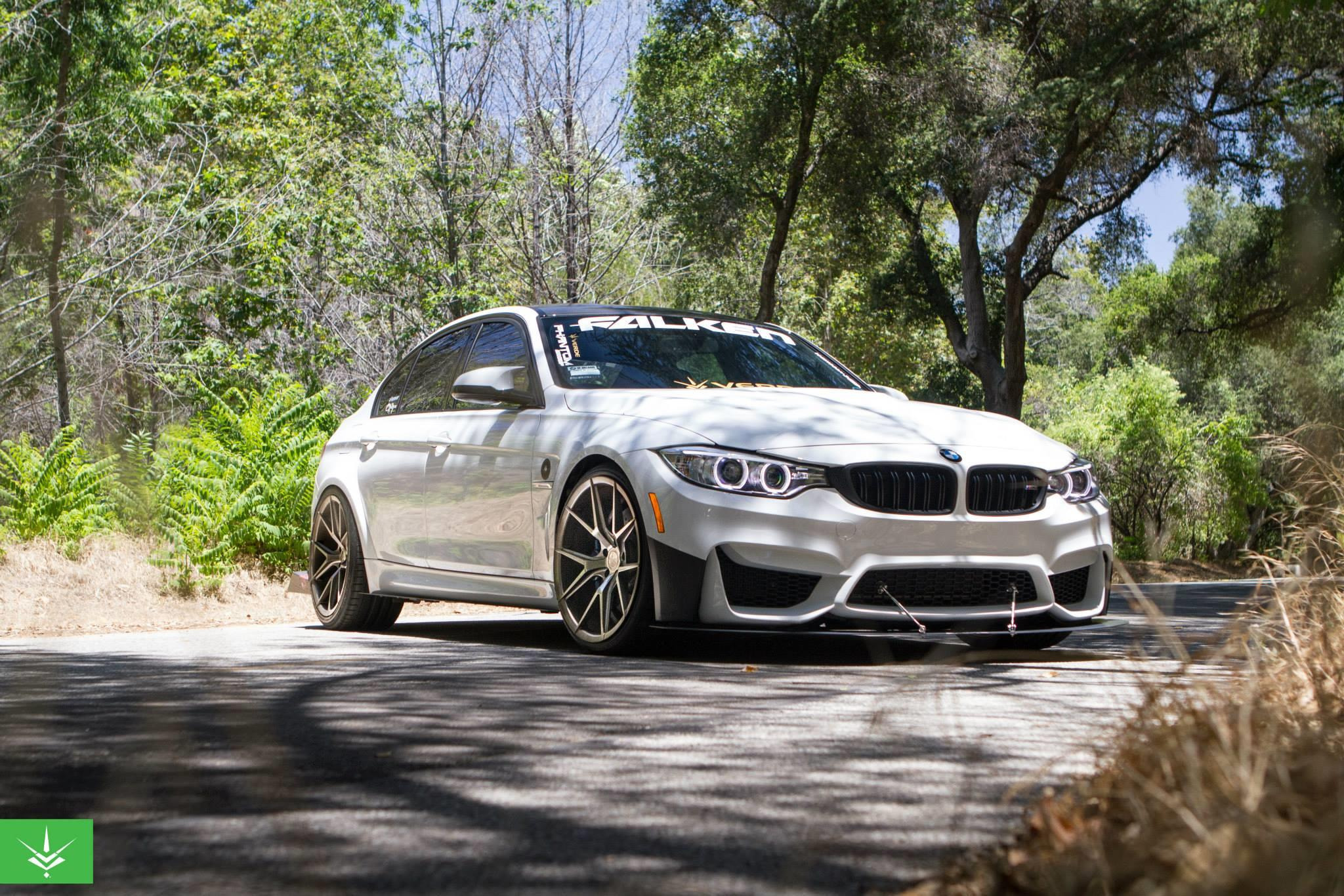 BMW - M3 - 2015 - Wheels & Tires