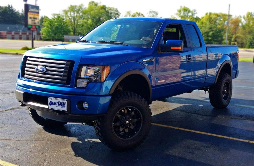 Ford - F-150 -  - Wheels & Tires