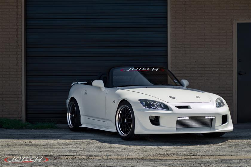 Honda - S2000 - 2004 - Wheels & Tires - Paint -  Wraps & Body - Lighting - Performance