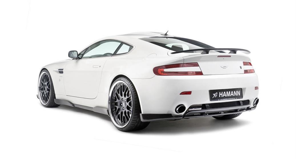 Aston Martin - Vantage -  - Wheels & Tires - Paint -  Wraps & Body - Interior - Performance
