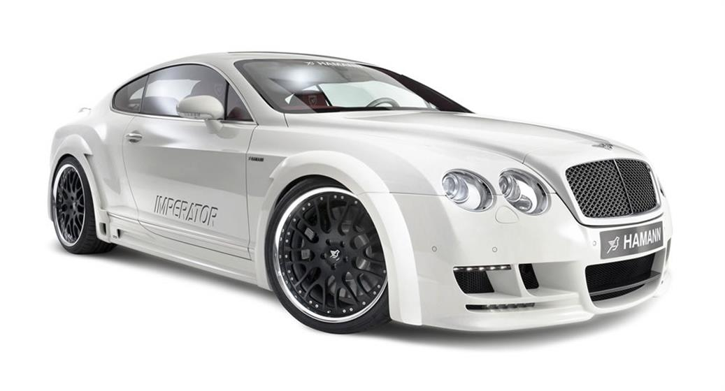 Bentley - Continental GT -  - Wheels & Tires - Paint -  Wraps & Body - Interior - Performance