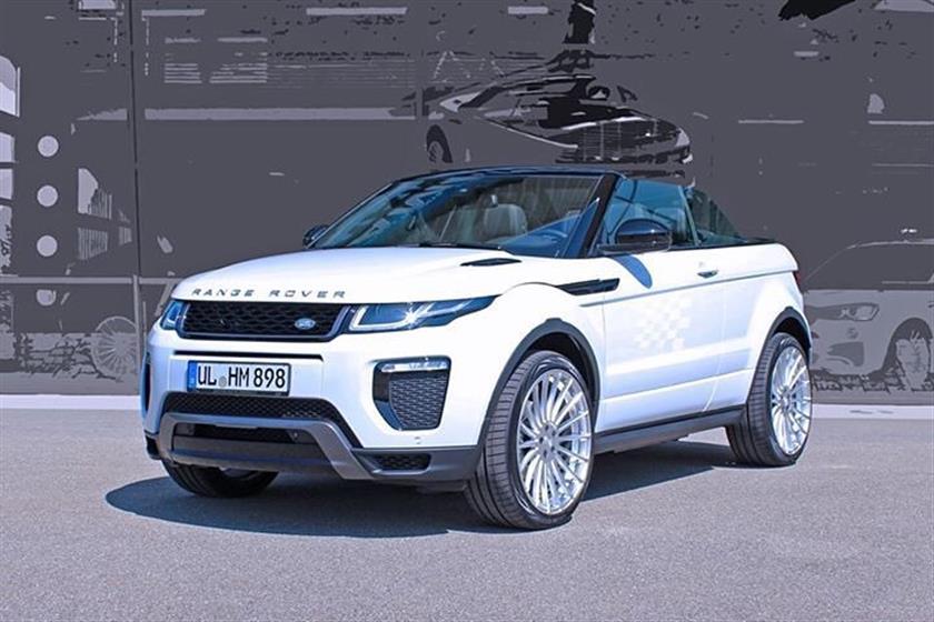 Land Rover - Range Rover Evoque Convertible -  - Wheels & Tires