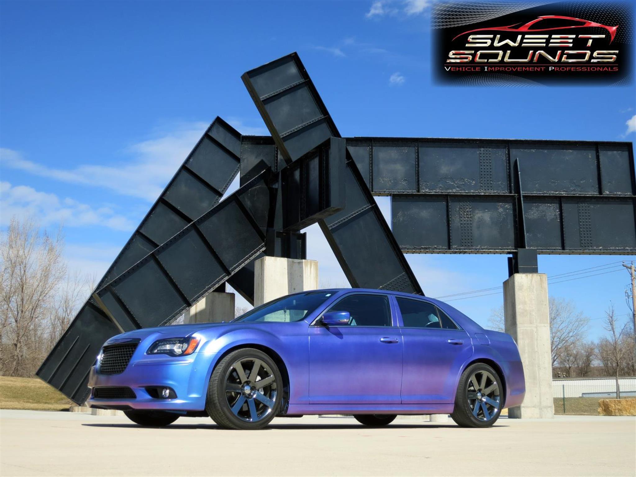 Chrysler - 300 - 2012 - Paint -  Wraps & Body