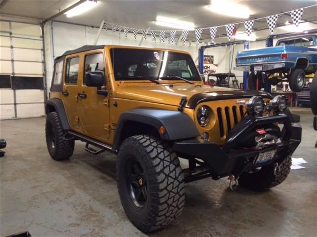 Jeep -  - Paint -  Wraps & Body - Performance