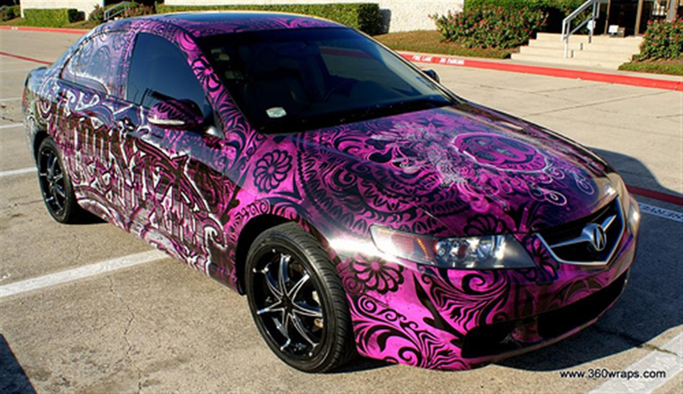 Acura -  - Paint -  Wraps & Body