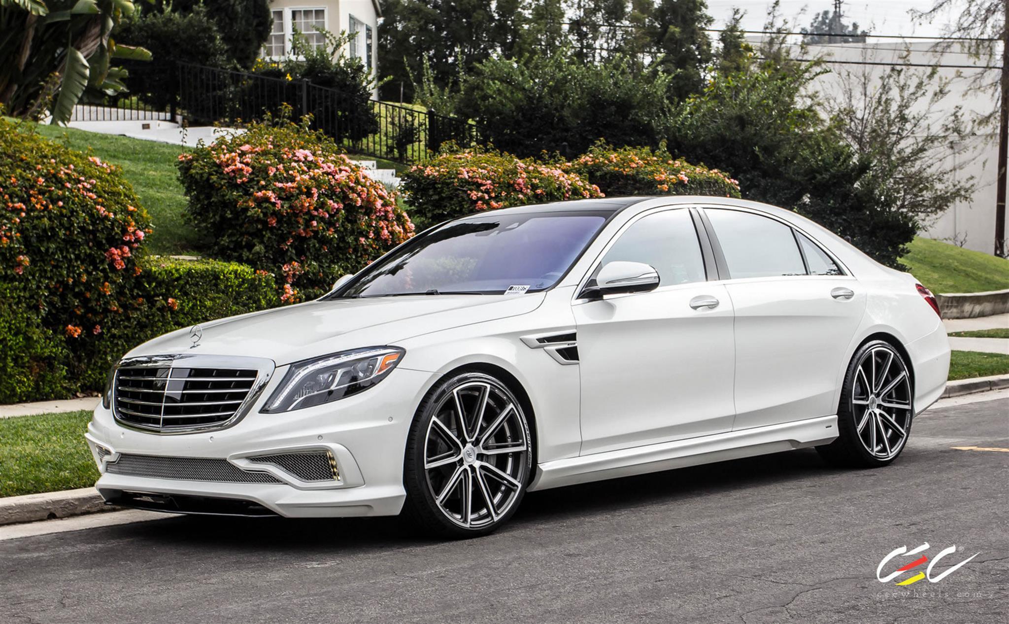 Mercedes-Benz - S 550 -  - Wheels & Tires