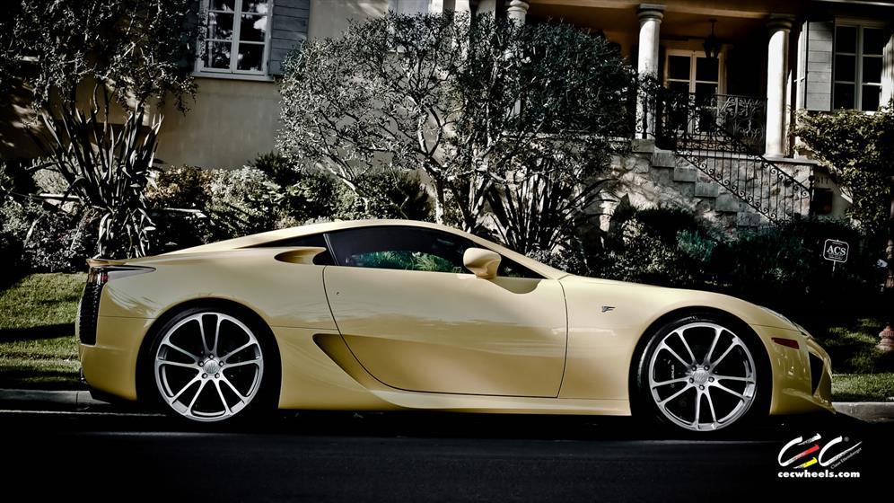 Lexus - LFA -  - Wheels & Tires