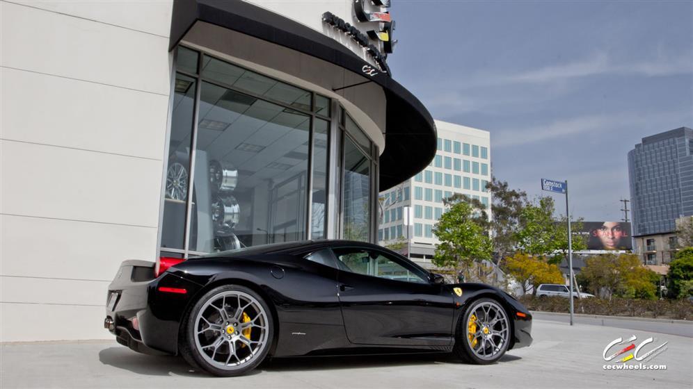 Ferrari - 458 Italia -  - Wheels & Tires