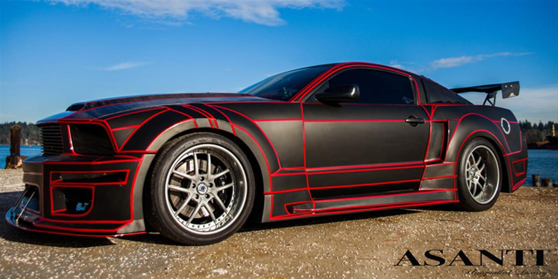 Ford - Mustang GT -  - Wheels & Tires