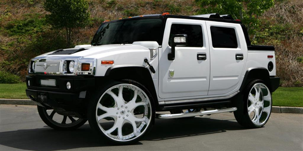 Hummer - H2 -  - Wheels & Tires