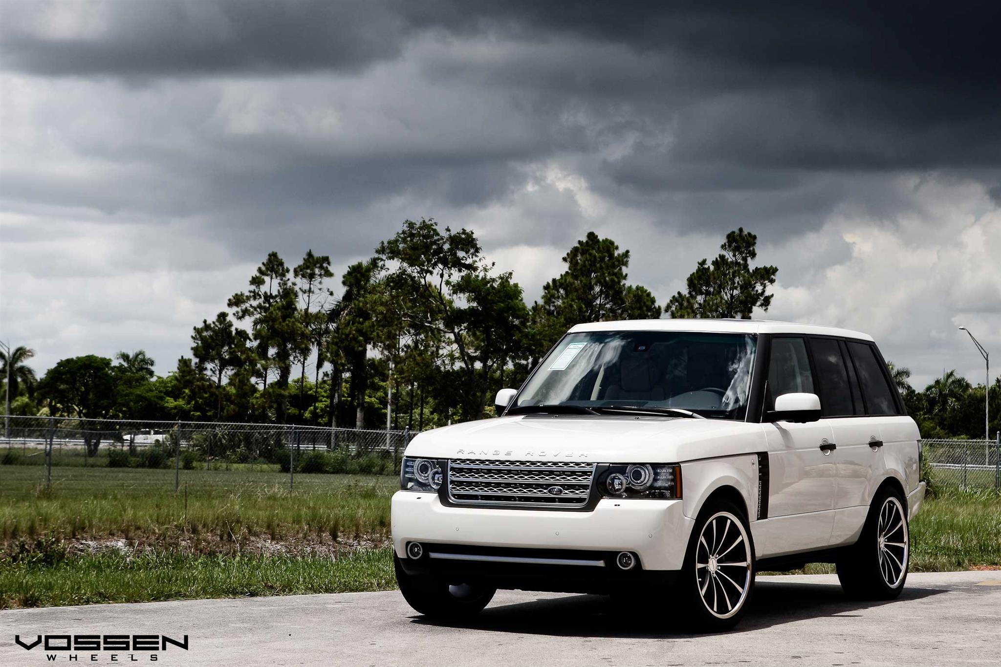 Land Rover - Range Rover -  - Wheels & Tires