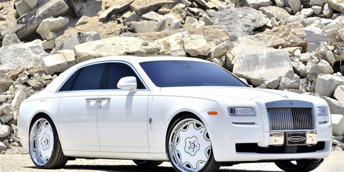 Rolls-Royce - Ghost -  - Wheels & Tires
