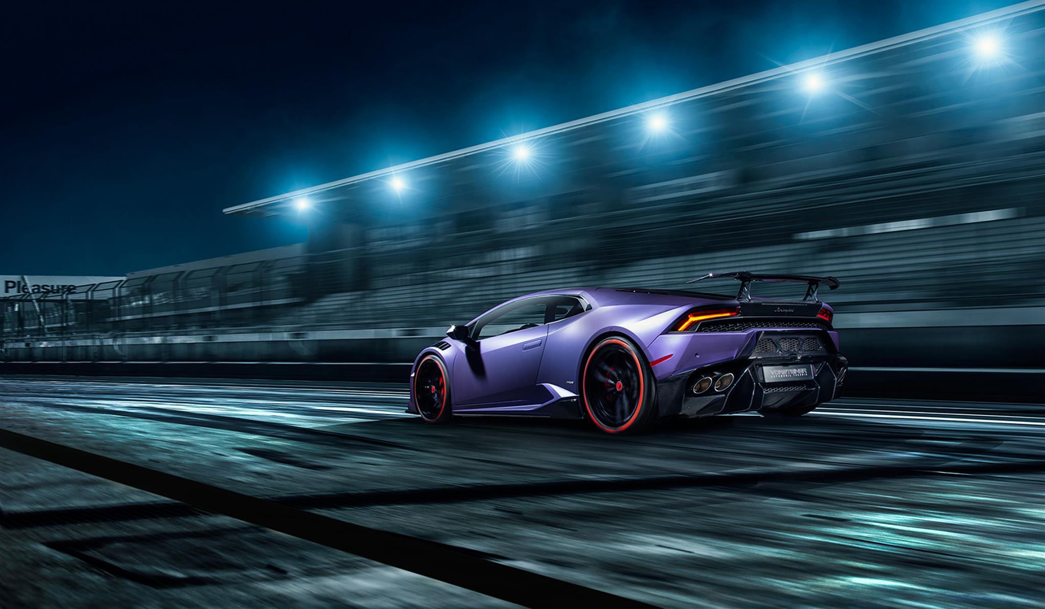Lamborghini - Huracan -  - Paint -  Wraps & Body