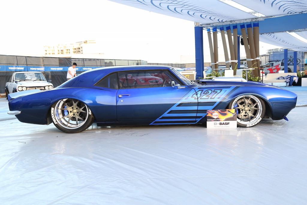 Chevrolet - Camaro - 1968 - Wheels & Tires - Paint -  Wraps & Body - Lighting - Interior - Performance