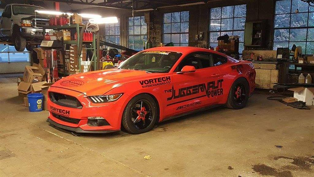 Ford - Mustang - 2015 - Wheels & Tires - Performance