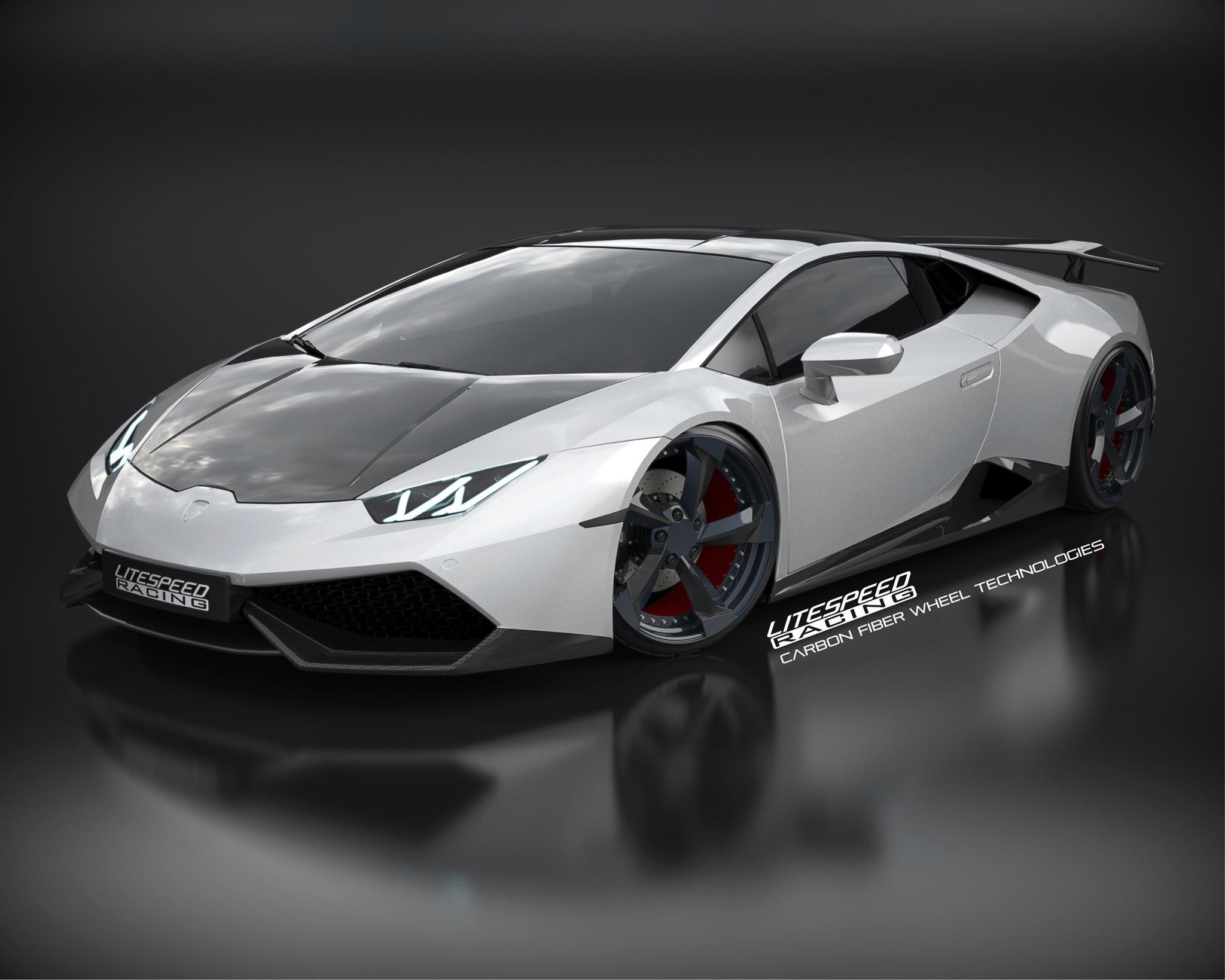 Lamborghini - Huracan - 2015 - Wheels & Tires