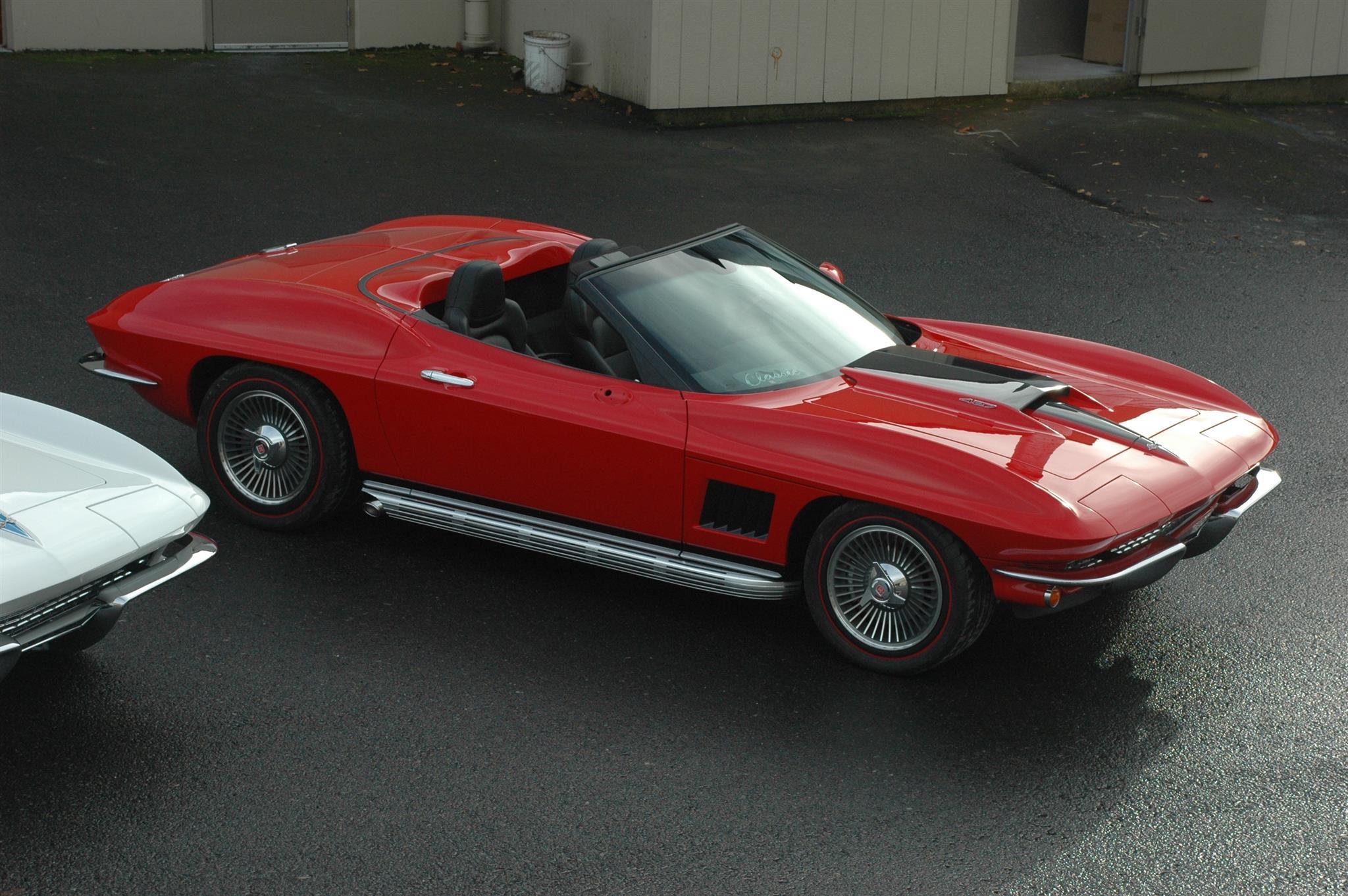 Chevrolet - Corvette - 1967 - Wheels & Tires - Paint -  Wraps & Body