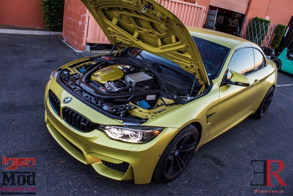 BMW - M4 - 2015 - Paint -  Wraps & Body - Performance