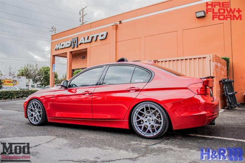 BMW - 3 Series - 2014 - Wheels & Tires - Paint -  Wraps & Body - Performance