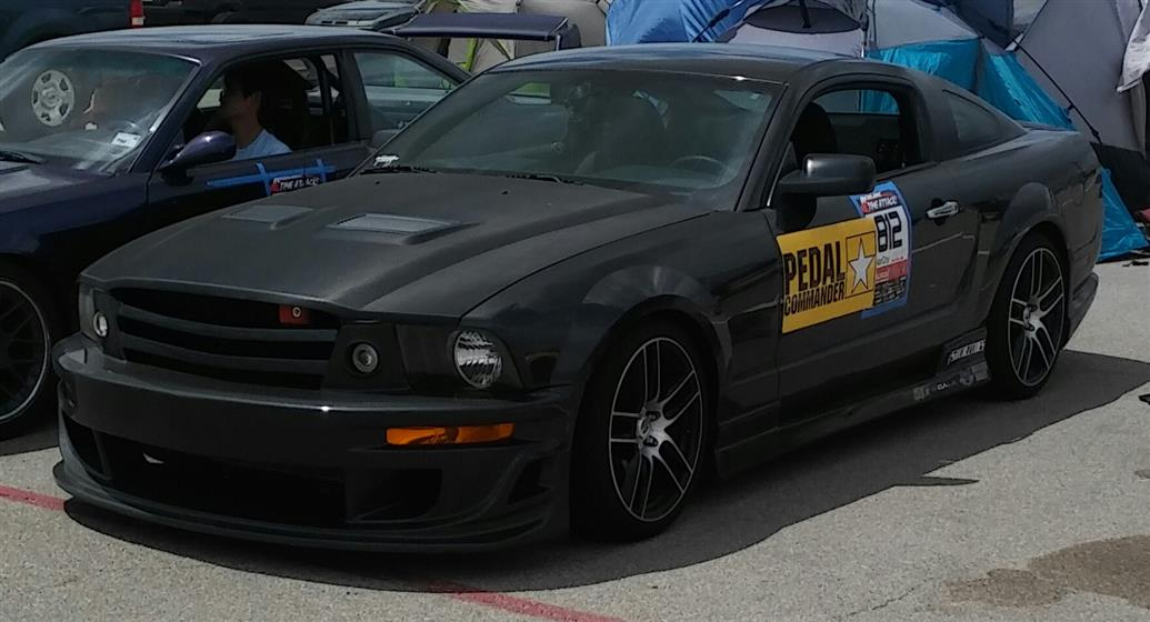 Ford - Mustang - 2007 - Wheels & Tires - Paint -  Wraps & Body - Performance