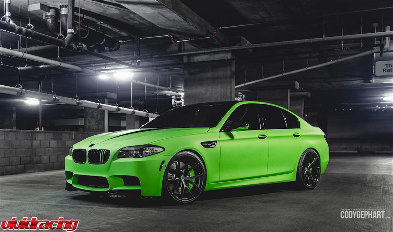 BMW - M5 - 2013 - Wheels & Tires - Paint & Body - Performance