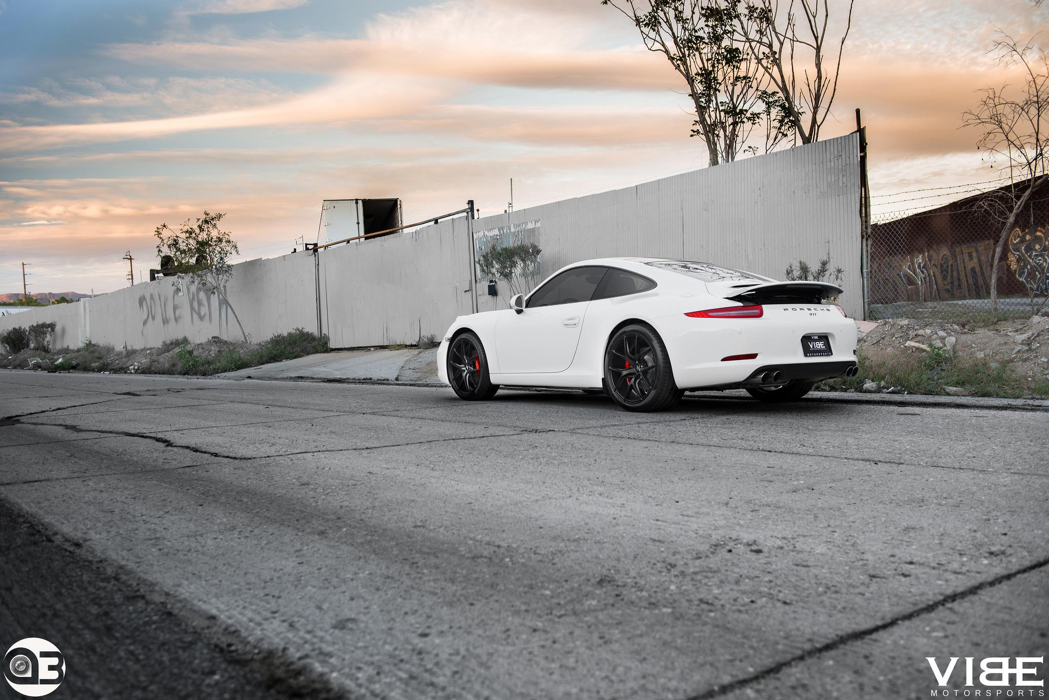 Porsche - 911 - 2014 - Wheels & Tires