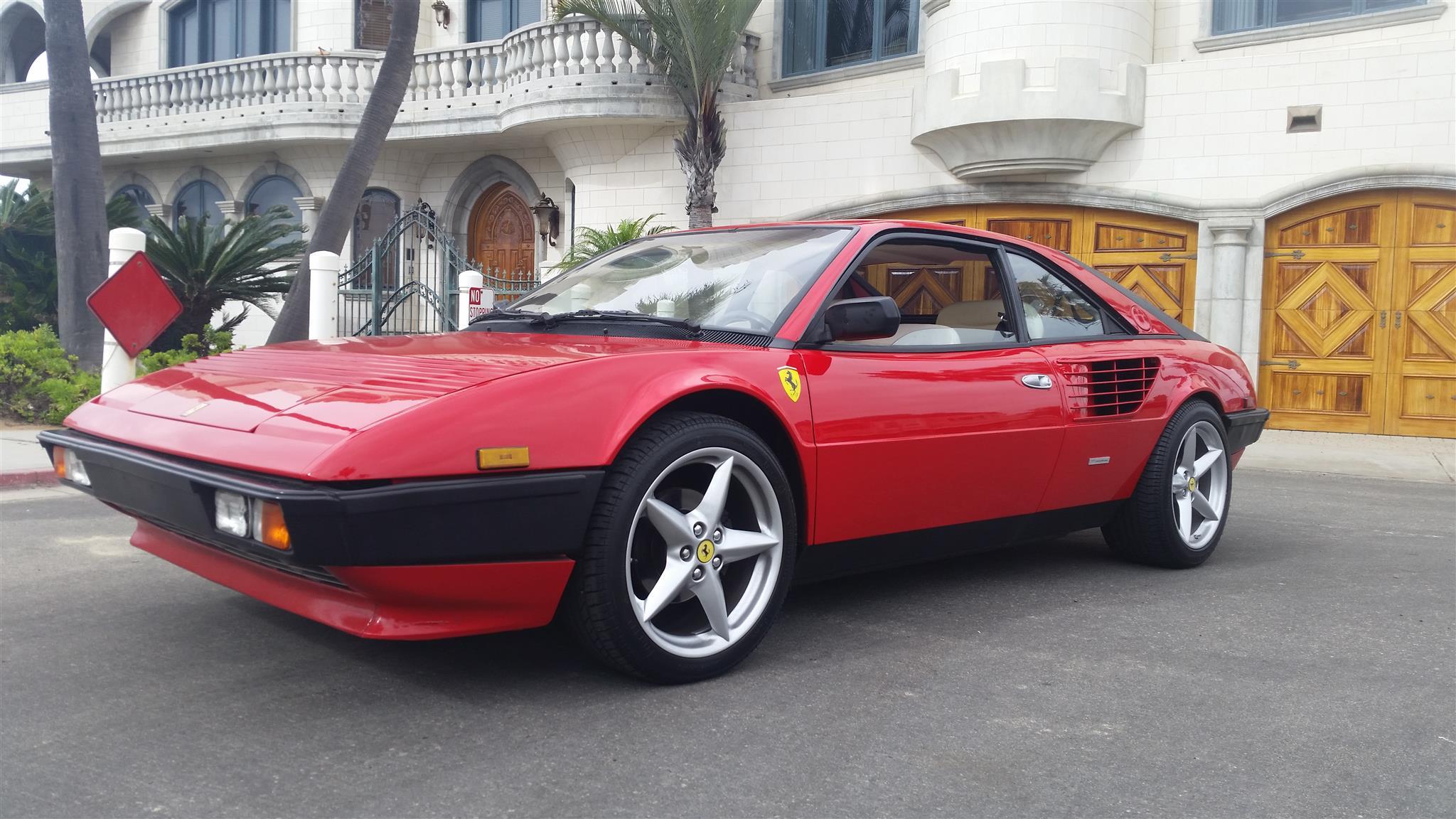 Ferrari - Mondial - 1982