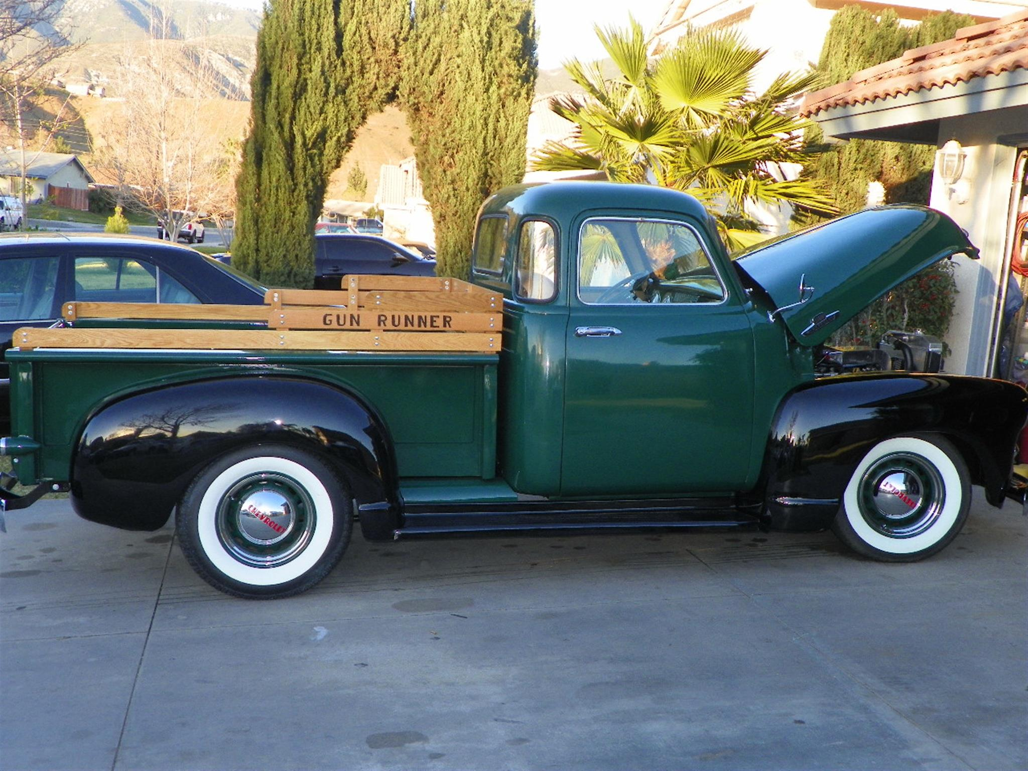Chevrolet - Pickup - 1955