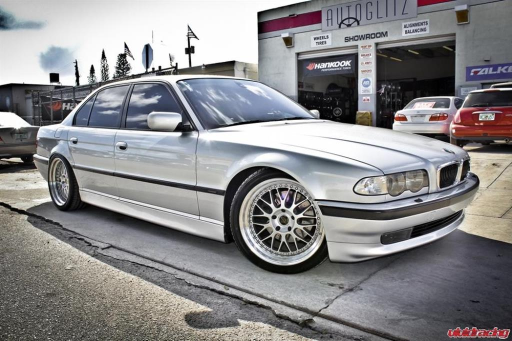 BMW - 7 Series -  - Wheels & Tires