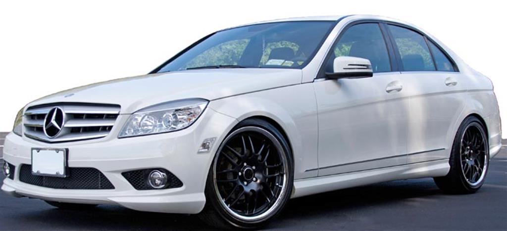 Mercedes-Benz -  - Wheels & Tires