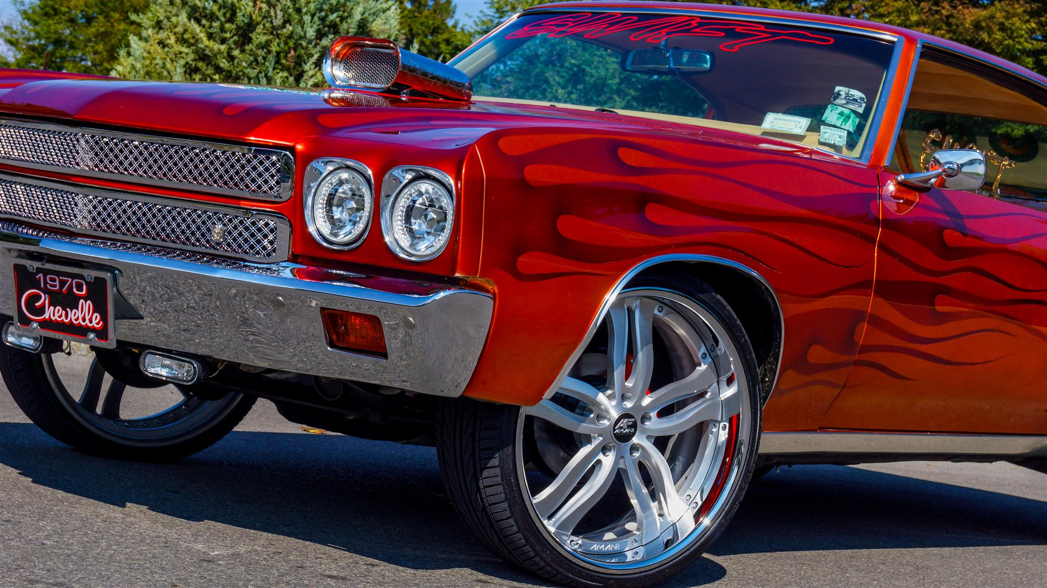 Chevrolet - Chevelle - 1970 - Wheels & Tires - Paint -  Wraps & Body - Performance