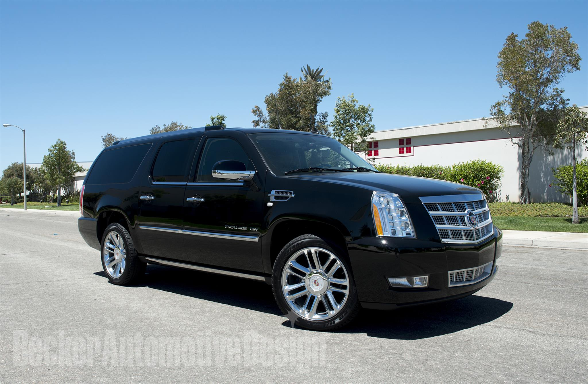 Cadillac - Escalade ESV -  - Wheels & Tires - Paint -  Wraps & Body - Lighting - Audio/Video - Interior - Performance