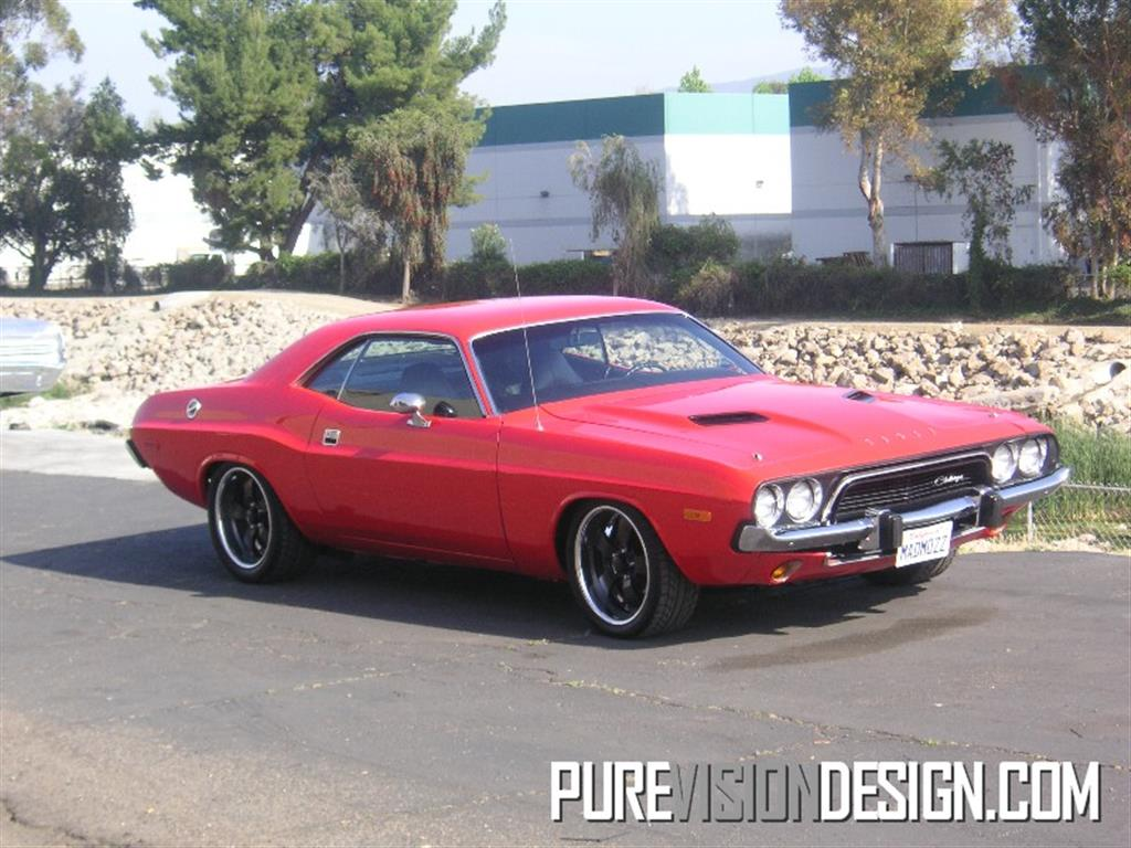 Dodge - Challenger - 1973 - Wheels & Tires - Paint & Body - Performance