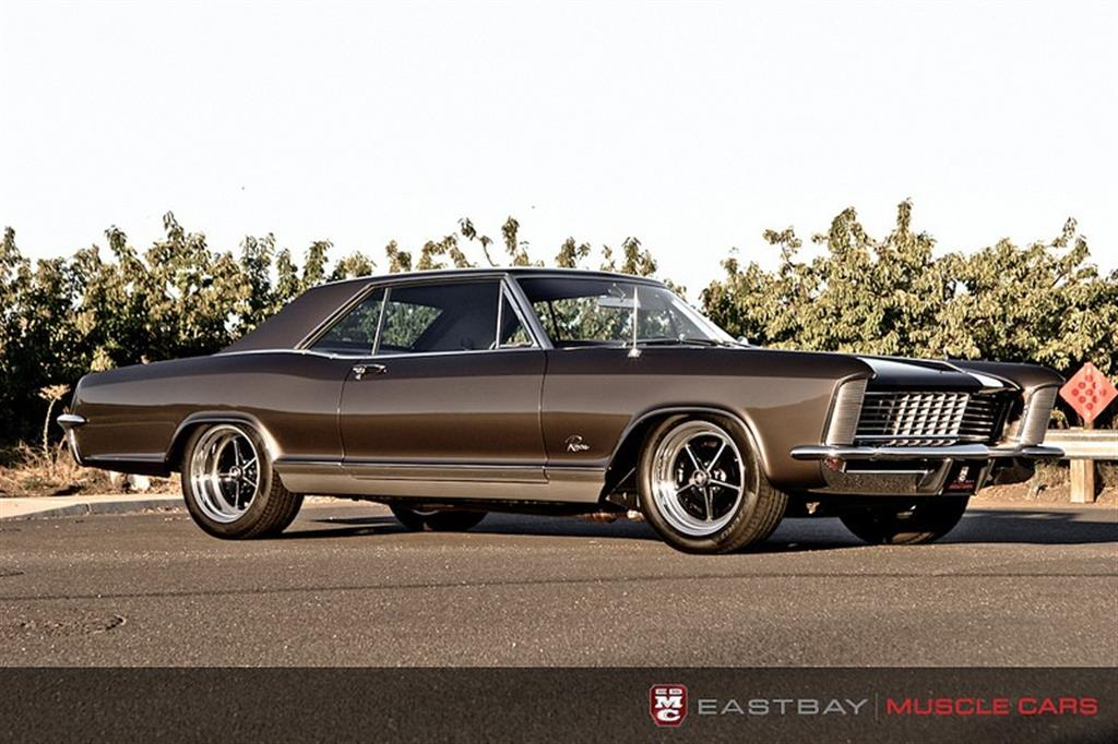 Buick - Riviera - 1965 - Paint & Body - Interior - Performance